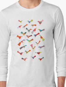 Birds doing bird things T-Shirt