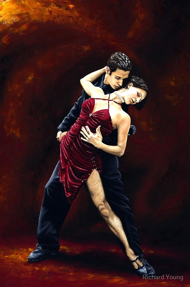 The Passion of Tango by Richard Young