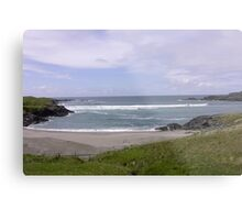 Seaview  Glencolumbkille, Donegal Ireland Metal Print