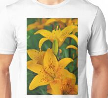 """Asiatic Lily """"Helios"""" Unisex T-Shirt"""
