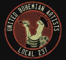 United Bohemian Artists Kids Tee