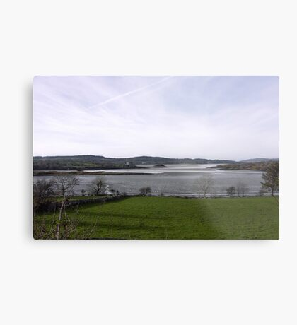 Doe Castle Donegal Ireland  Metal Print