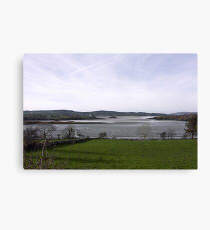 Doe Castle Donegal Ireland  Canvas Print