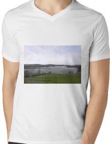 Doe Castle Donegal Ireland  Mens V-Neck T-Shirt