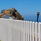 White Picket Fence by mrthink