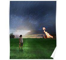 New Beginnings - Photomanipulation Poster