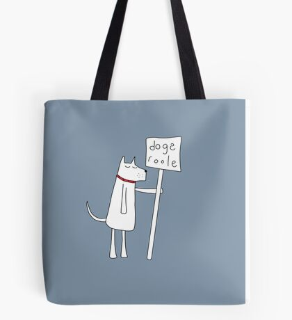 Dogs Roole Tote Bag
