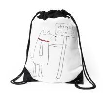 Dogs Roole Drawstring Bag