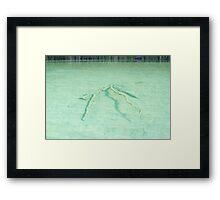 Remains Framed Print