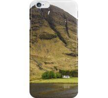 Achnambeithach - Glen Coe, Scotland iPhone Case/Skin