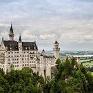 Neuschwanstein Castle  2 by 29Breizh33