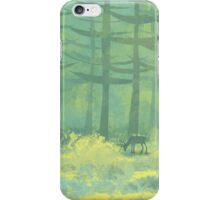 The Clearing iPhone Case/Skin