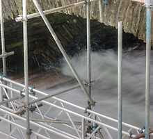 The Scaffold Series.....Great Timing by Jamie  Green