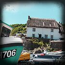 Cadgwith cove 2 by sue mochrie