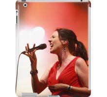 Taasha Coate / The Audreys iPad Case/Skin