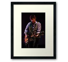 Tristan Goodall / The Audreys Framed Print