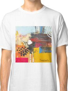 Follow The Fellow Who Follows A Dream. Classic T-Shirt