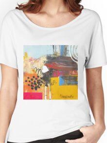 Follow The Fellow Who Follows A Dream. Women's Relaxed Fit T-Shirt