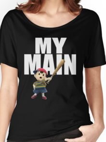 My Main - Ness Women's Relaxed Fit T-Shirt