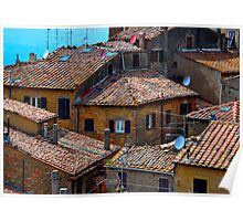 Volterra - Town of Twilight V Poster