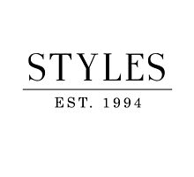 Harry Styles est. 1994 by hrowlettdesigns
