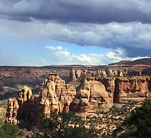 Colorado National Monument  by MissMimi63