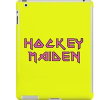 Hockey Maiden iPad Case/Skin