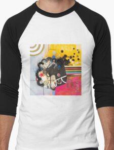 Look To The Rainbow #3. Men's Baseball ¾ T-Shirt