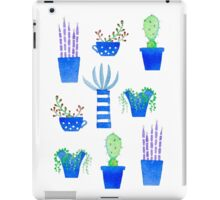 Succulents iPad Case/Skin