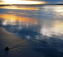 Hyams Beach Dawn by scottsphotos