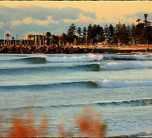 North Wollongong Beach by steen