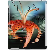 Water Lilly iPad Case/Skin