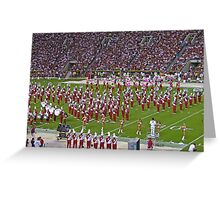 Alabama Saturday Greeting Card