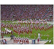 Alabama Saturday Photographic Print