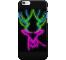 Electro Stag iPhone Case/Skin