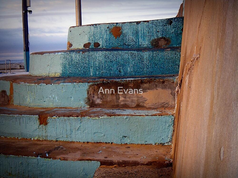 Blue by Ann Evans