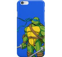 Ninja turtles awesomeness iPhone Case/Skin
