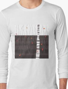 the last of the leaves Long Sleeve T-Shirt