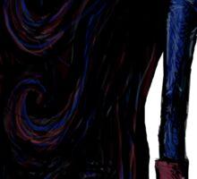 """""""Marceline in Jeans, 2014"""" Sticker"""