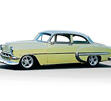 1954 Chevrolet Bel Air Coupe by DaveKoontz