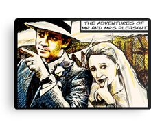 Mr and Mrs Pleasant, 2014 Metal Print