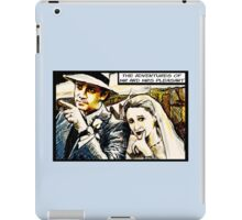 Mr and Mrs Pleasant, 2014 iPad Case/Skin