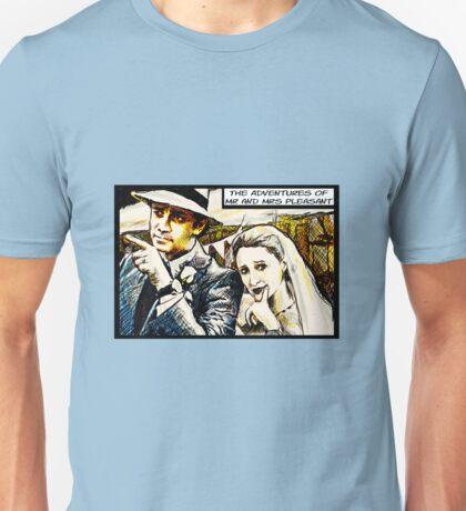 Mr and Mrs Pleasant, 2014 Unisex T-Shirt