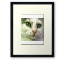 Christina the Cruel, 2013 Framed Print