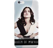 Lana Parrilla iPhone Case/Skin
