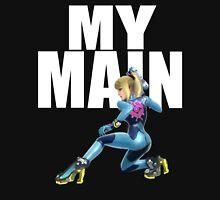 My Main - Zero Suit Samus Unisex T-Shirt