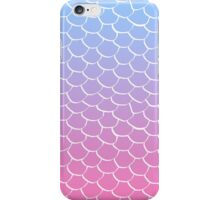 Cotton Candy Scales iPhone Case/Skin