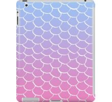 Cotton Candy Scales iPad Case/Skin