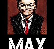 Max Keiser, 2014 by SlideRulesYou