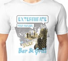 Dalek's Bar & Grill Unisex T-Shirt